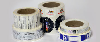 Automotive Labels - AAA Label Factory