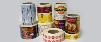 Food and Beverage Labels - AAA Label Factory