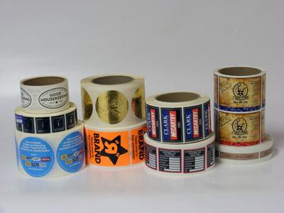 Custom Label & Sticker Printing In Los Angeles